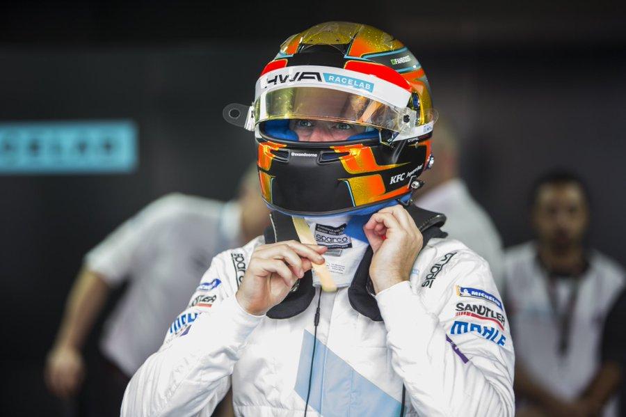 Pas le meilleur début pour Vandoorne en Formule E