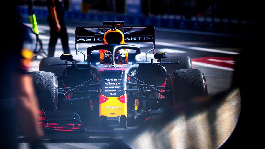 Sakhir J1: Verstappen signe le meilleur chrono