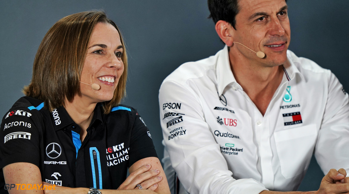 Wolff investit chez Williams